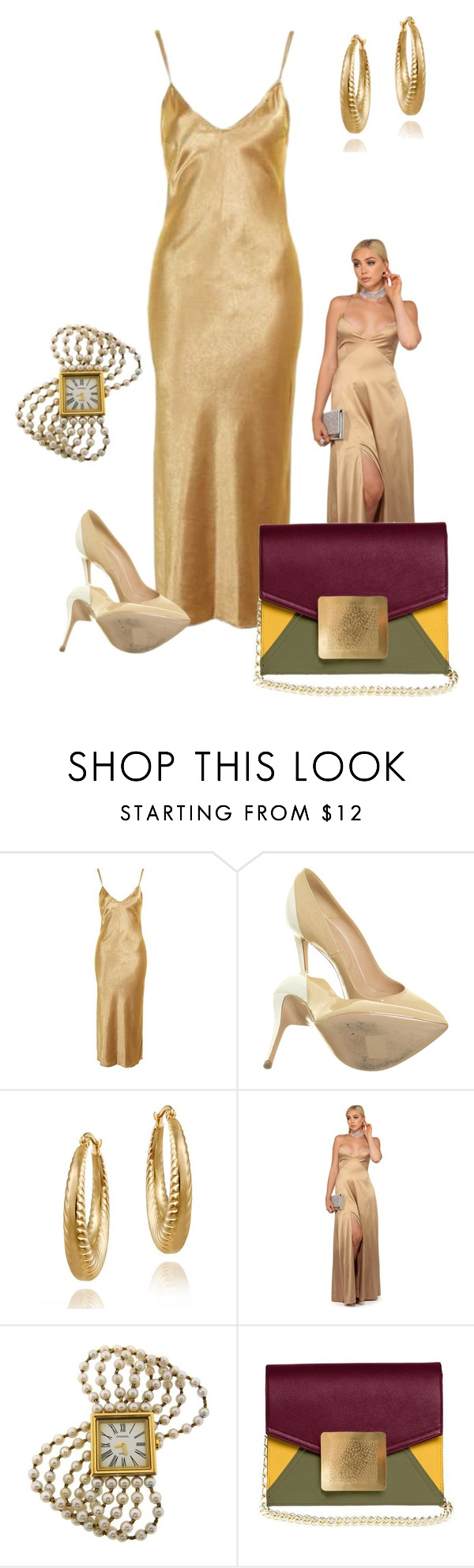 """""""you can not buy yourself class no matter how much money you think you have ...."""" by awewa ❤ liked on Polyvore featuring Topshop, Versace, Mondevio, Chanel and Dareen Hakim"""