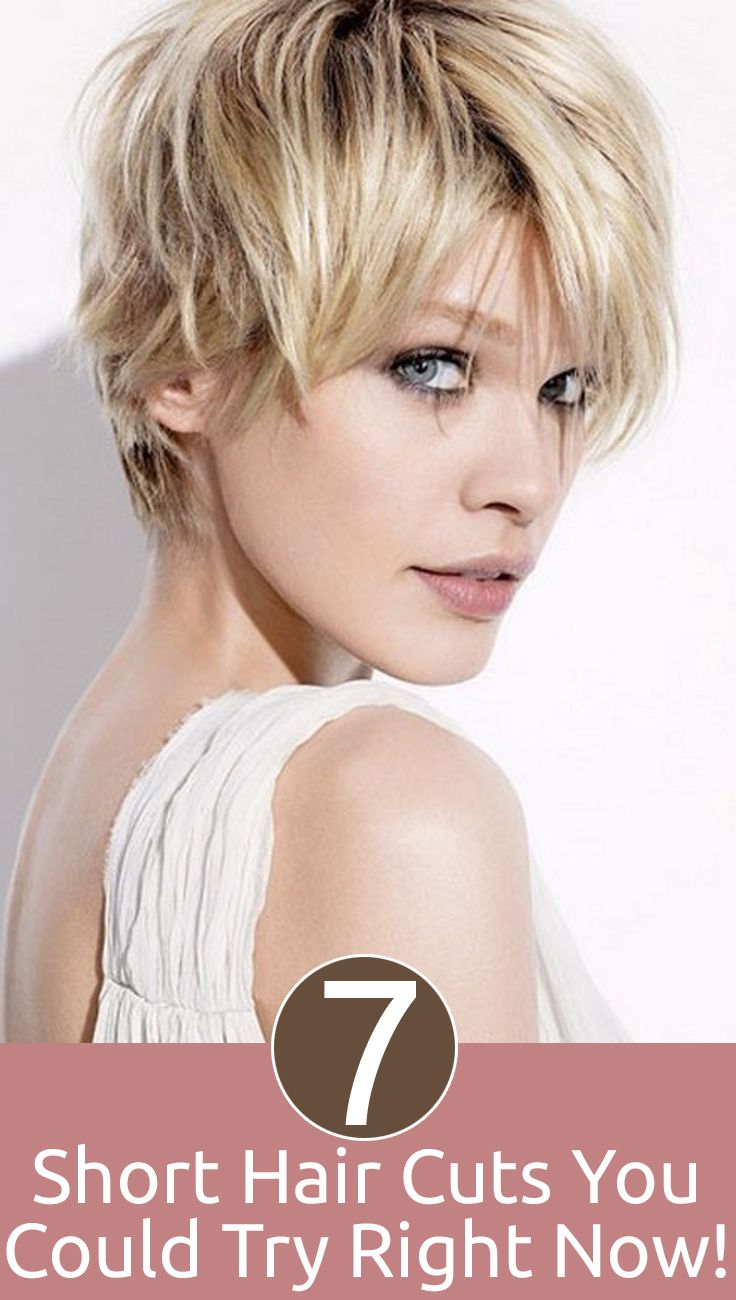 7 short hair cuts you could try right now! | shorter hair cuts, hair