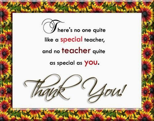Best Thanksgiving Quotes For Teachers Gift Teacher Quotes Thank