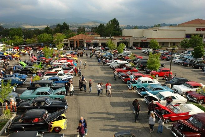 Roll In To Route Classic Grill On Select Saturdays To Check Out - Route 66 classic car show