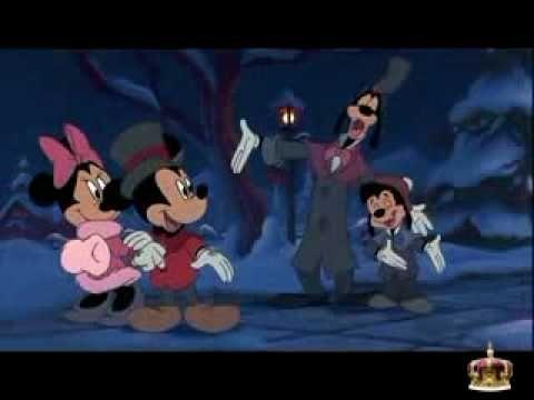 Disney Christmas Song - YouTube | Disney christmas songs, Deck the halls lyrics, Disney