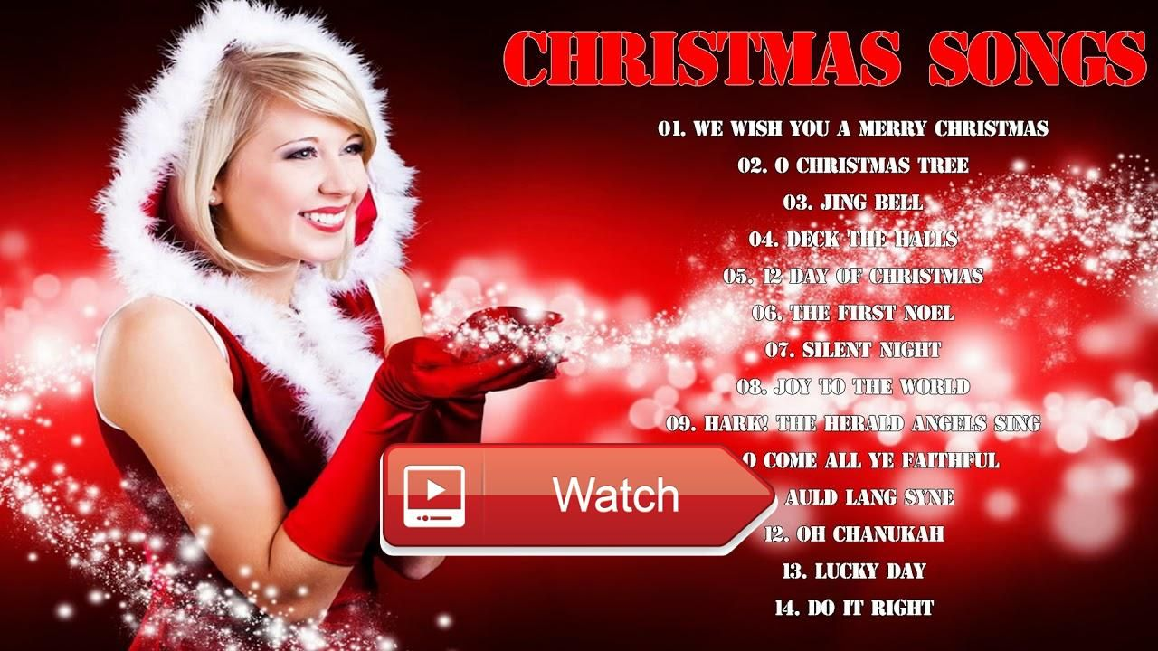 Best Christmas Playlist Songs 1 Christmas Holiday 1 Happy New Year ...