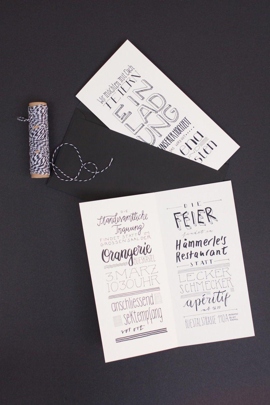 Hochzeitspapeterie Design Letter Love Individuelles Handlettering Fur Eure Hochzeit Einladungen Hochzeitspapeterie Karte Hochzeit