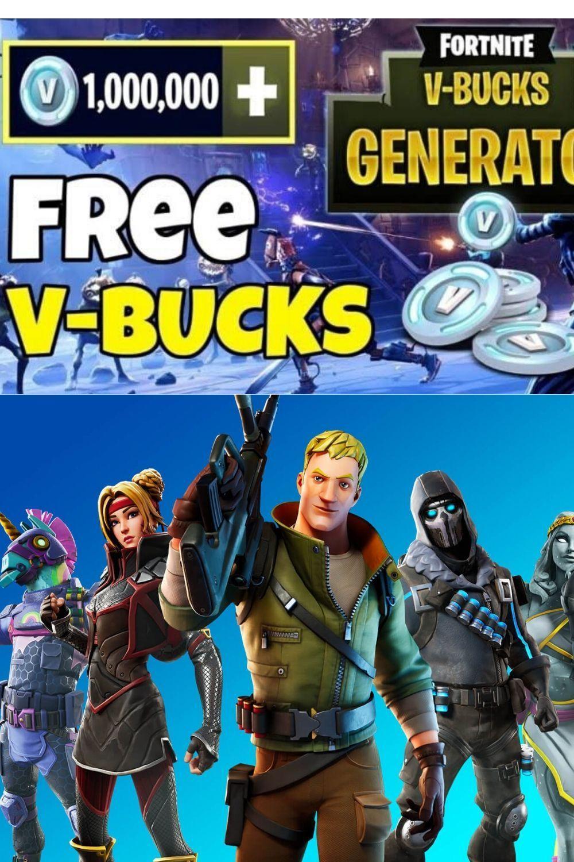 Free v bucks ps4 in 2020 fortnite bucks generation