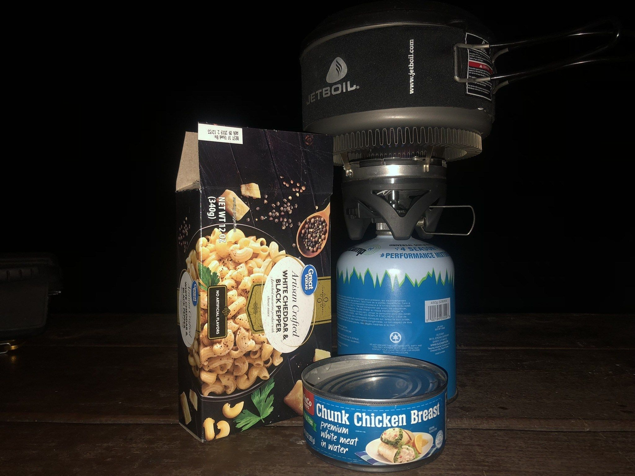 Easy Camping Dinner images