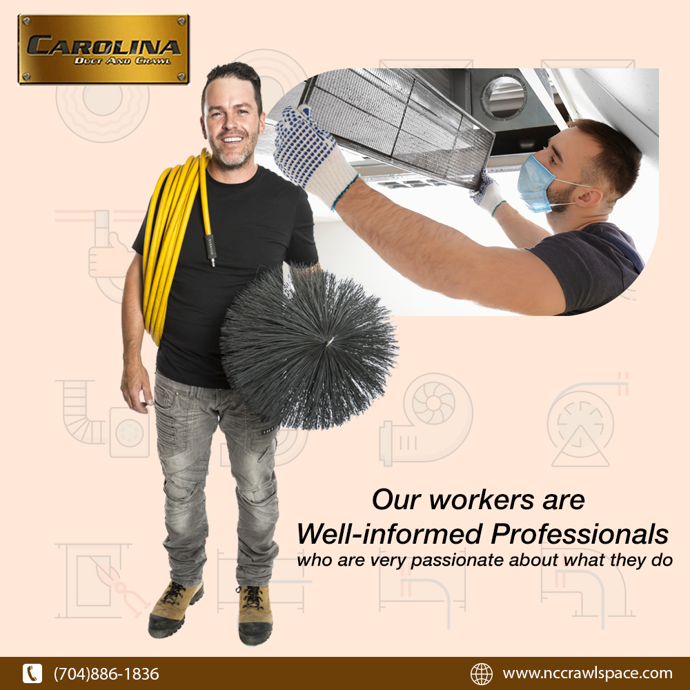 For ontime, professional duct cleaning services, call