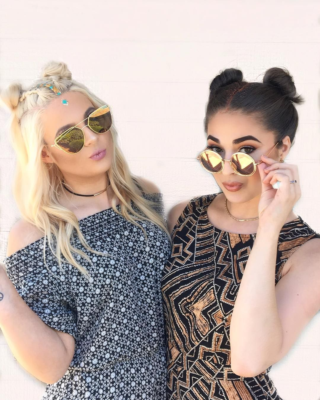 Half Up Double Buns 90s Hair Pinterest Hair Hair Styles And