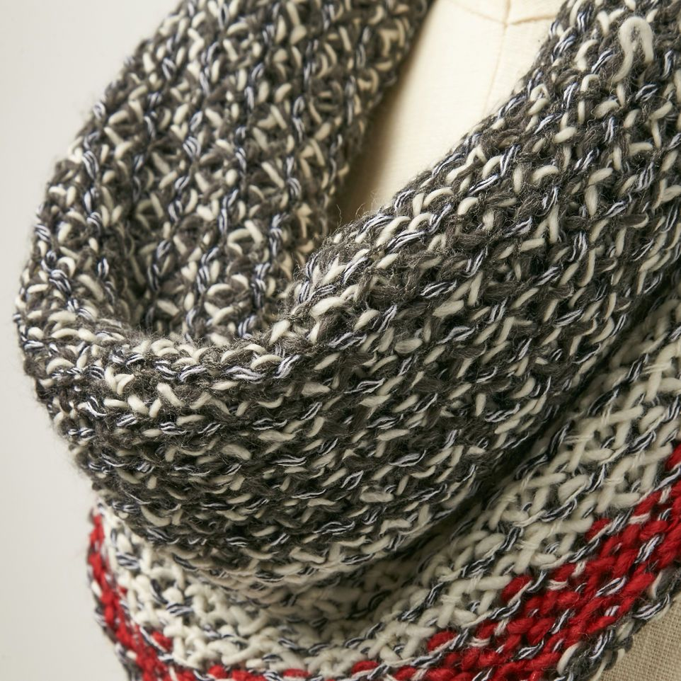 Chunky Cabin Snood The Roots Cabin Collection Clothes