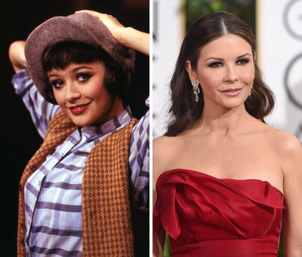 20Hermosas actrices deHollywood que alguna vez lucieron como chicas comunes