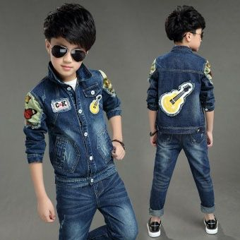 dcbc3c92dd5b Taobao kids dress suit