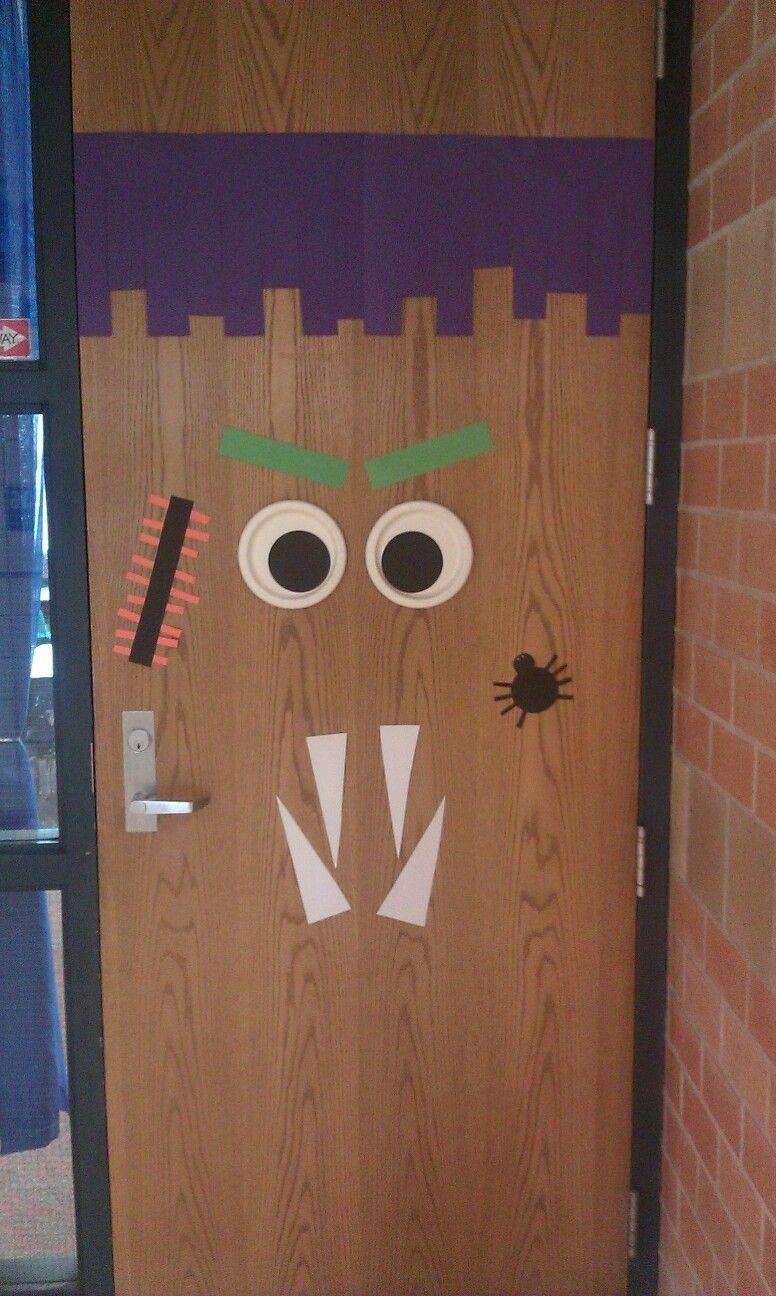 My classroom monster :)