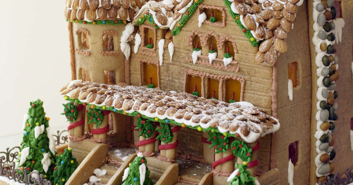 December 12 National Gingerbread House Day Christmas
