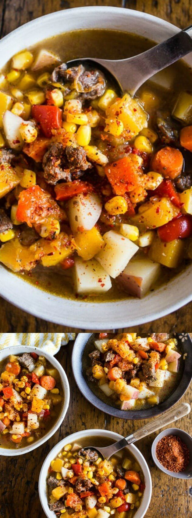 Chilean carbonada soup recipe carrots bowls and chilean recipes food forumfinder Choice Image