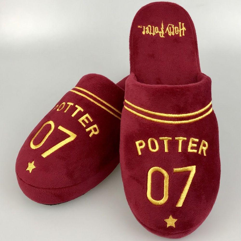 2d0930042b8a Harry Potter Quidditch (kviddics) papucs | Papucsok, Mamuszok ...