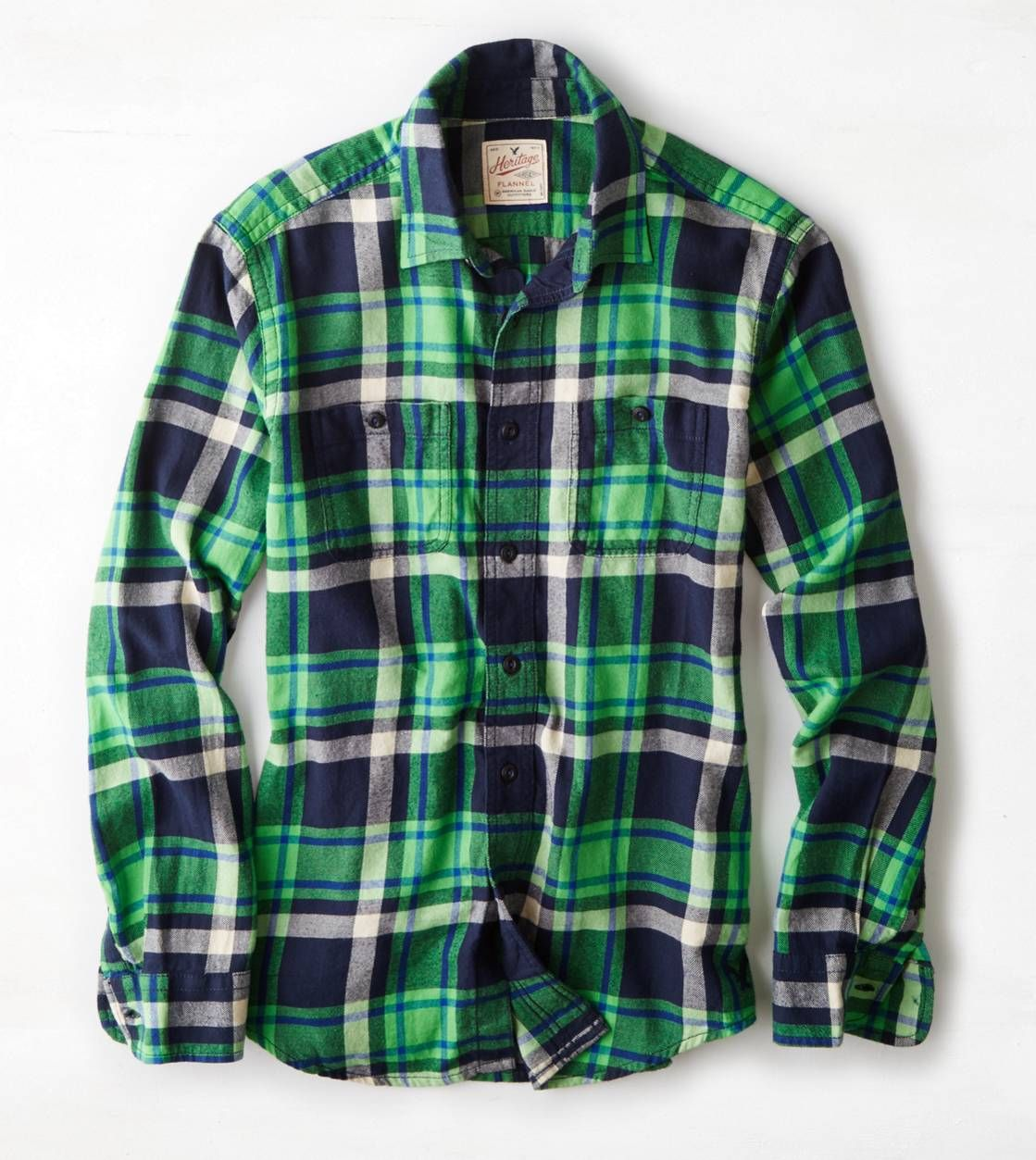 Flannel shirts at kohl's  AEO Heritage Flannel Shirt  Christmas   Pinterest  Aeo