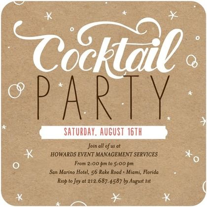 Event Invitation - Google Search | Party Time | Pinterest | Fonts