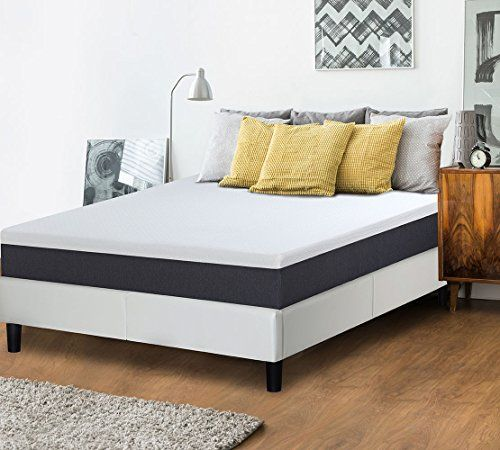 Olee Sleep 10 In Eos Memory Foam Mattress Full 10fm05f Bed Mattress Memory Foam Foam Mattress Bed Mattress