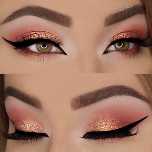 21 Gorgeous Makeup Looks For Girls With Green Eyes
