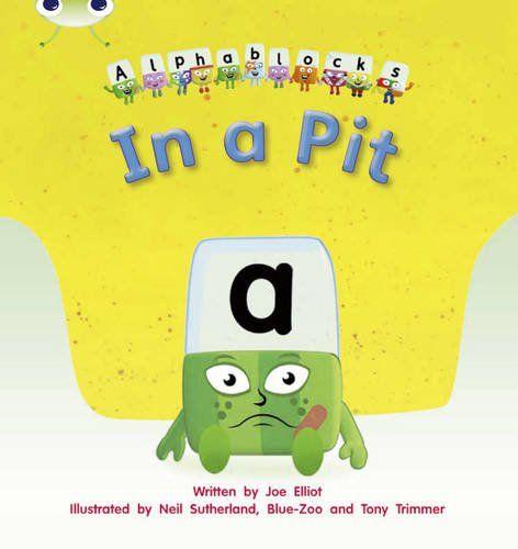 In A Pit Alphablocks Set 01 02 Phonics Bug By Mr Joe E Https