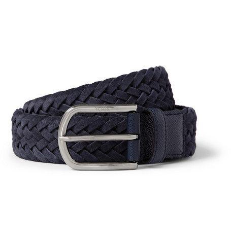 Tod'sNavy Belt