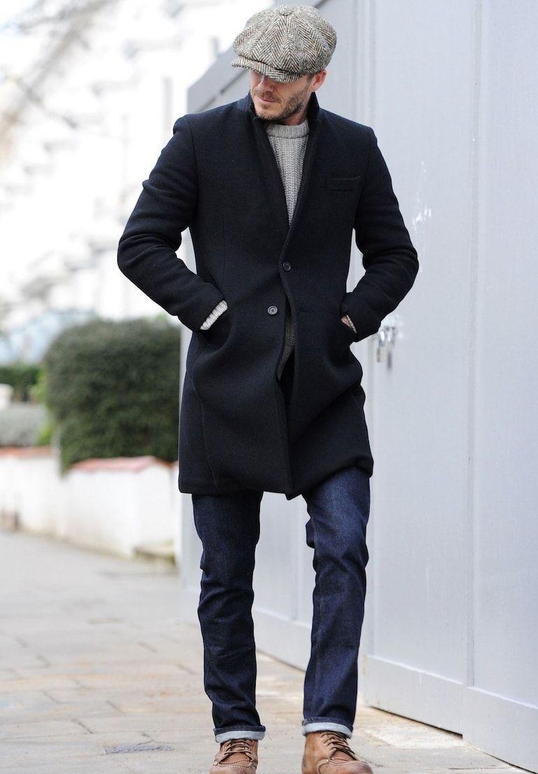 e4d8880bf The Top 5 Wool Coats for Men   Men's Fashion   Mens wool overcoat ...
