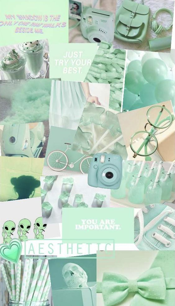 Cute Wallpapers Aesthetic Pastel Cute Wallpapers Di 2020 Ruang Seni Warna Aqua Gaya Poster