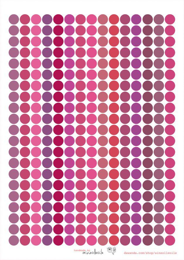 315 beerenfarbige aufkleber