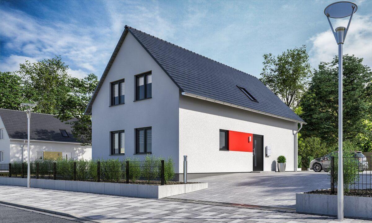 Klassisches Einfamilienhaus Bodensee 129 Town Country Haus In 2020 Town Country Haus Haus Fassadengestaltung