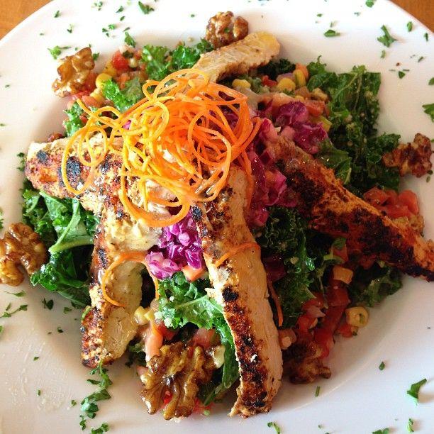 Veggie Grill Mid City West Los Angeles Ca Grilled Veggies Veggies Vegetarian Recipes
