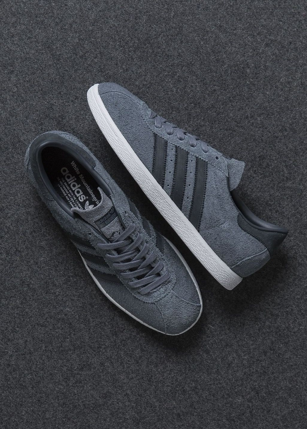 the latest cce9f 85635 White Mountaineering x adidas Originals Tobacco