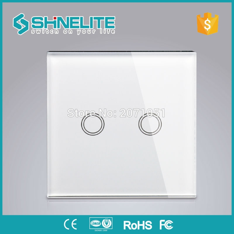 14.80$  Watch here - http://alilct.shopchina.info/go.php?t=32795470638 - 2Gang UK Standard Wall Light Waterproof Touch Wireless Switches,temperared glass ON OFF lamp Room light push button switches  #SHOPPING