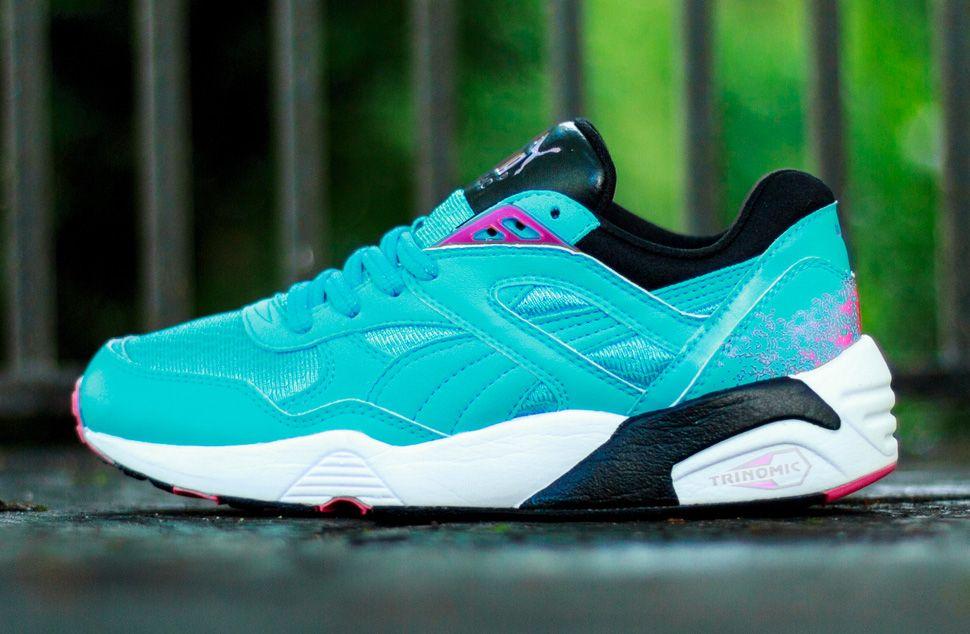 "WMNS Puma Trinomic R698 Sport ""Scuba Blue"" | Sneakers in ..."