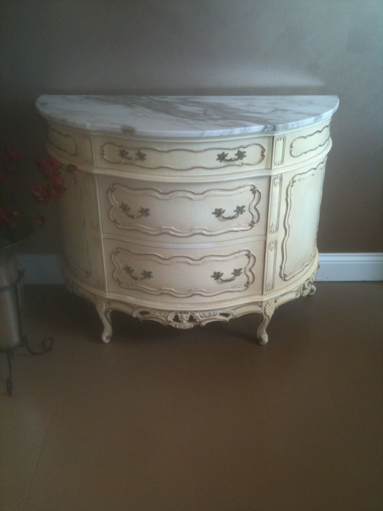 marble top bedroom furniture%0A White Street Interiors  Home Decor Fabric Furniture  Chalk Paint TM   Marble  Top