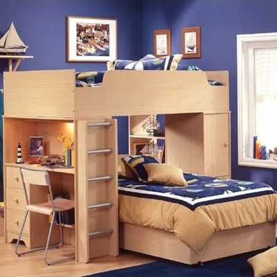 748 South Shore Newton Twin Over Twin Loft Bed With Desk And Bookshelves Twin Loft Bed Bunk Bed Designs Kids Loft Beds