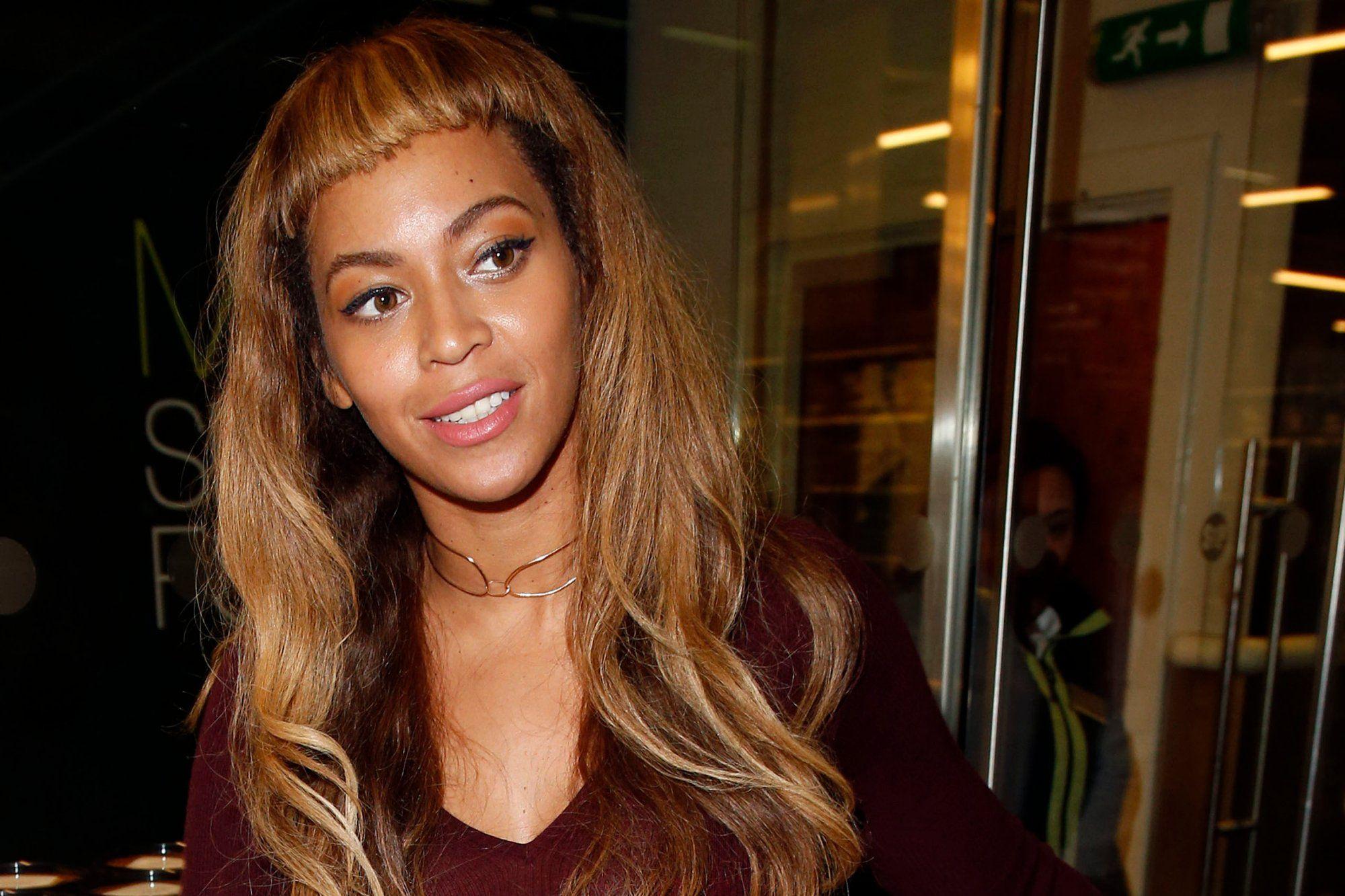 10 Celebrities Who Rock Short Bangs Better Than Beyonce Hair Styles Short Bangs Very Short Bangs