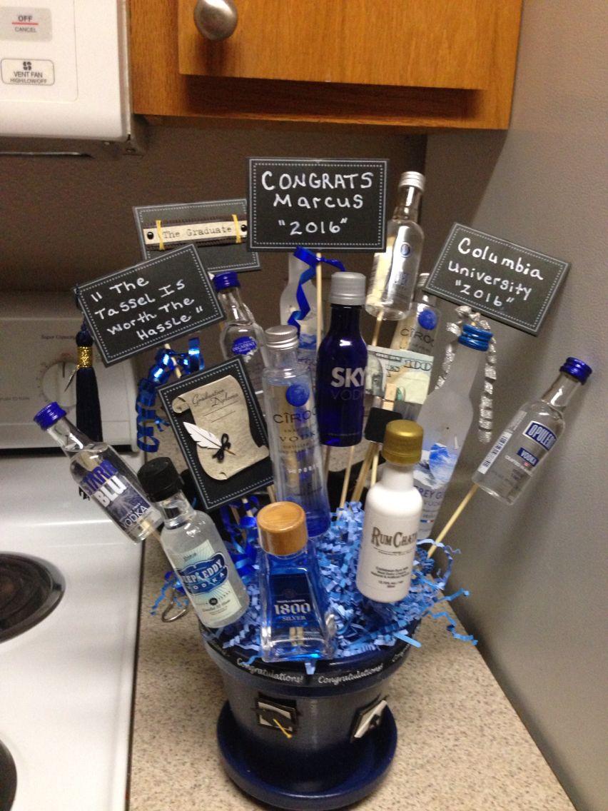 College Graduation Gift Ideas For Son: Graduation Gift Son, Liquor