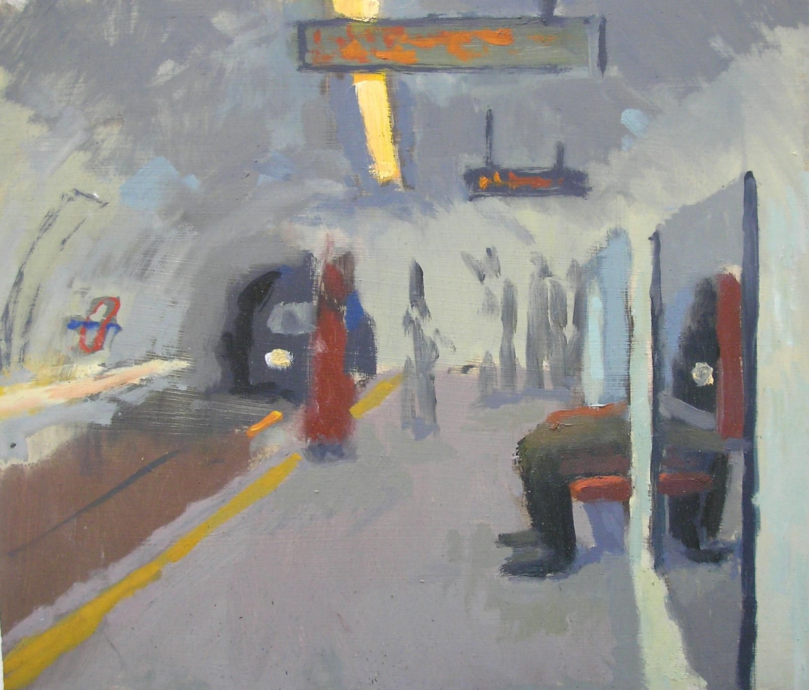 London Underground Art