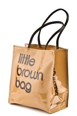 bbe99ed825 stores are capitalizing on the popularity of their signature shopping bags,  and making the shopping bags into real bags