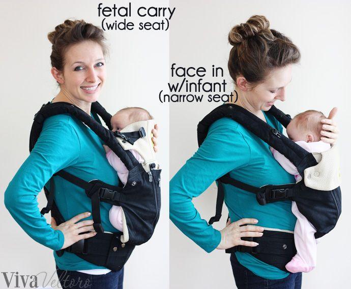lillebaby newborn carry