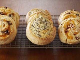 SCONES salados -Chff. Anna Olson. Prog. El gourmet.  http://elgourmet.com/receta/scones-salados