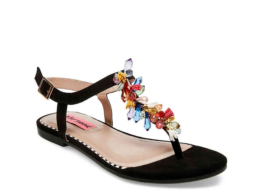 Betsey Johnson Patti Sandal | Sandals