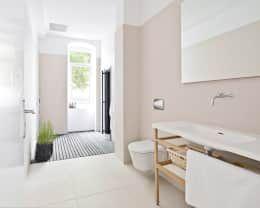 Bildergebnis für badezimmer skandinavischen stil | Bad | Pinterest ...
