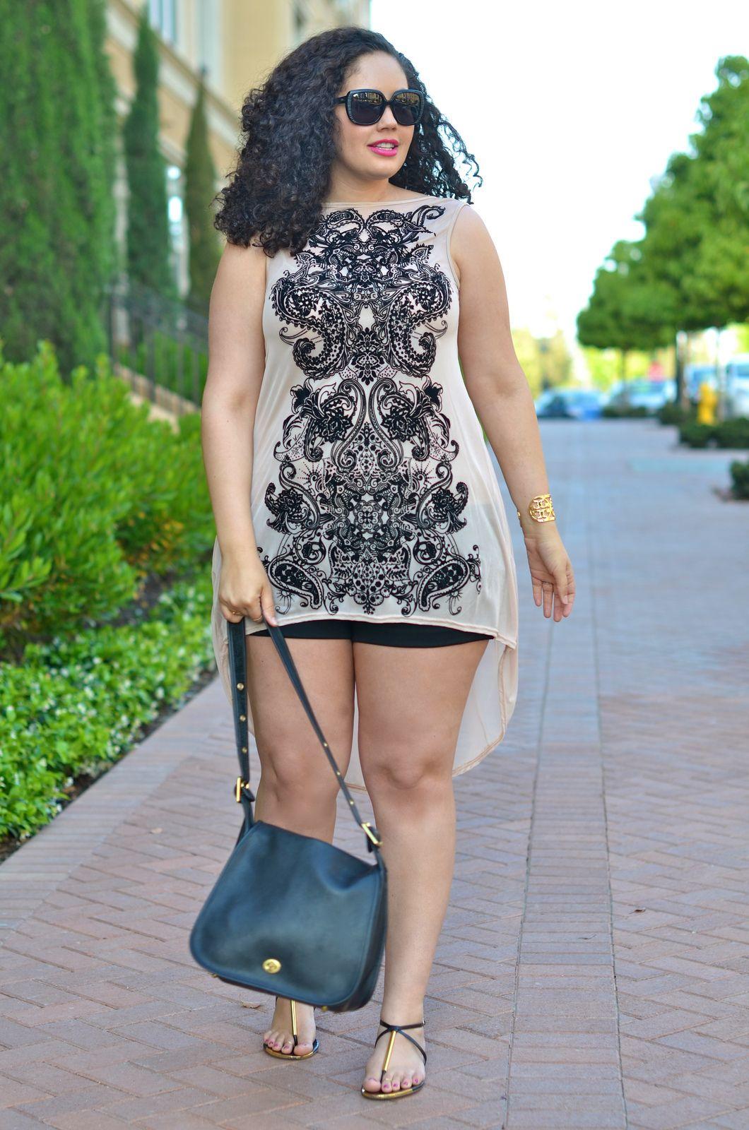036ee4bac7 Tanesha Awasthi Tanesha Awasthi, Plus Size Fashion For Women, Size 16 Women,  Vacation