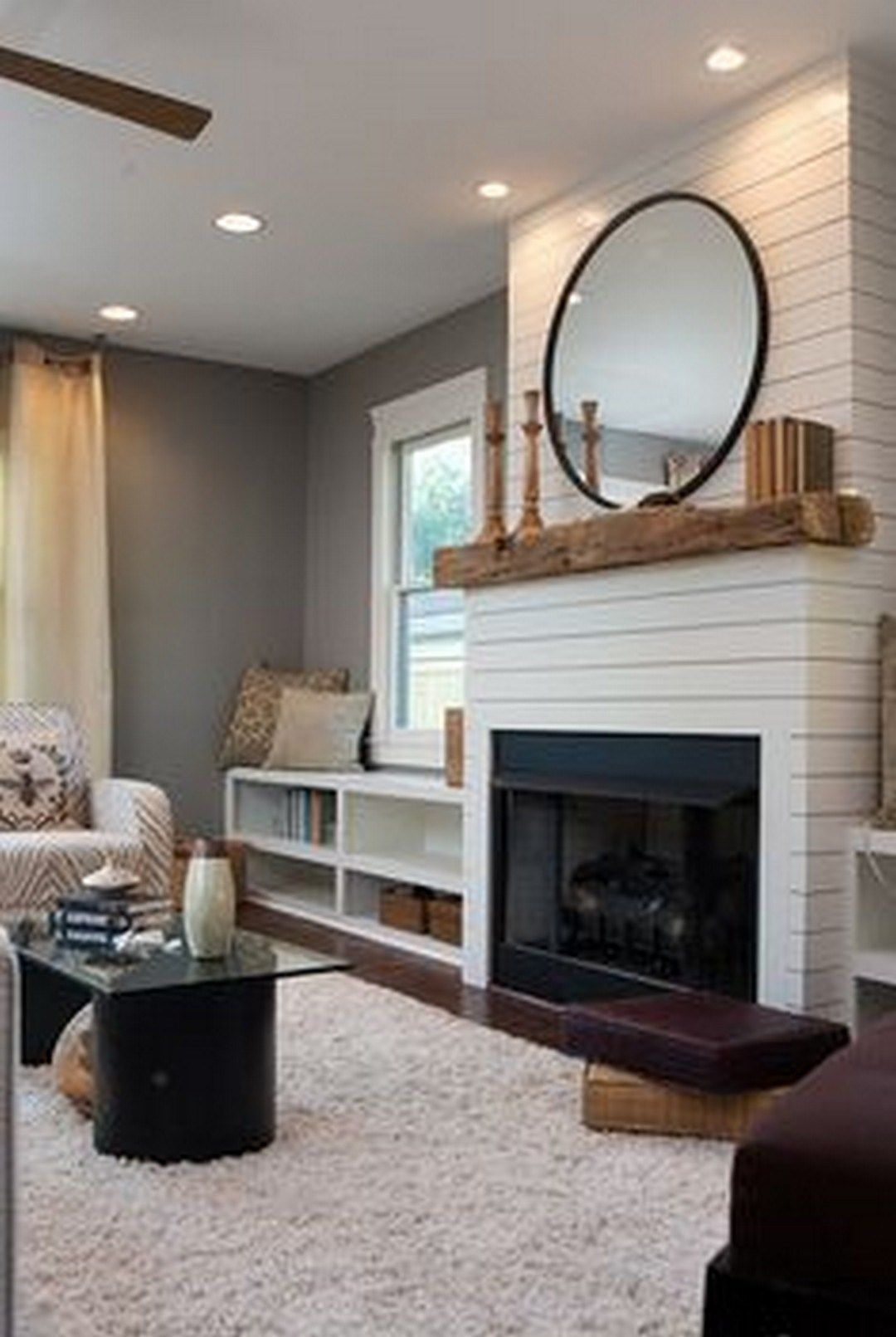 Fireplace Design Idea Modern Farmhouse Fireplace Design Ideas 35 Dream House
