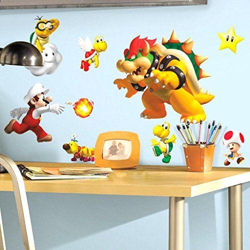 Famous Nintendo Wall Art Illustration - Wall Art Design ...