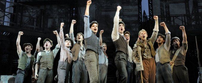 """BroadwayWorld on Twitter: """"Which @Newsies Character Are You? Find out before the show hits movie theatres via @fathomevents! https://t.co/jRPKvKE3KF https://t.co/M1EiIXqoQ9"""""""