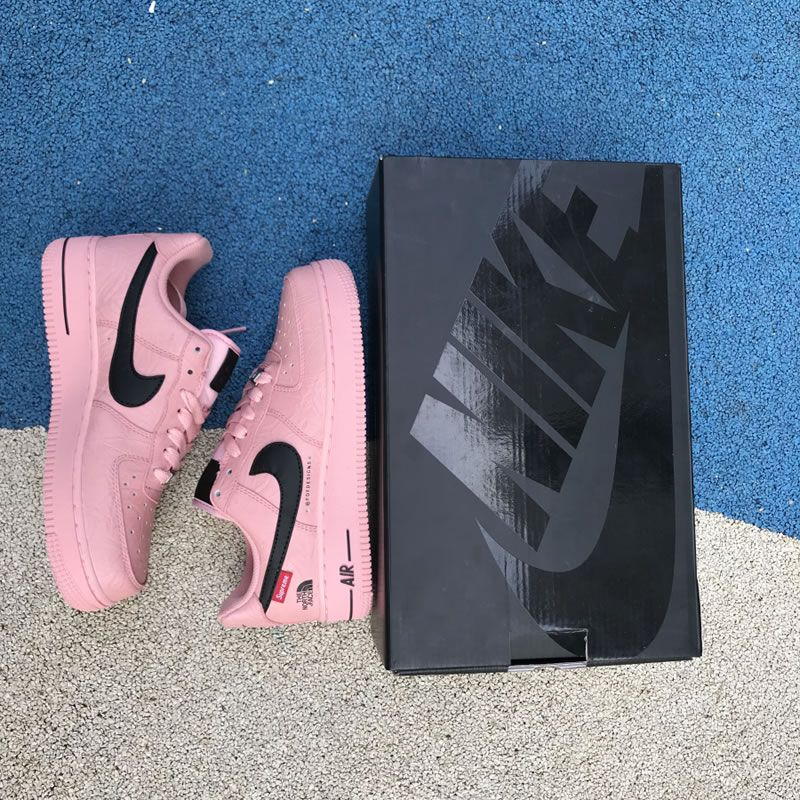 check out b86d4 995a8 Supreme The North Face Nike Air Force 1 Sup AF1 Low