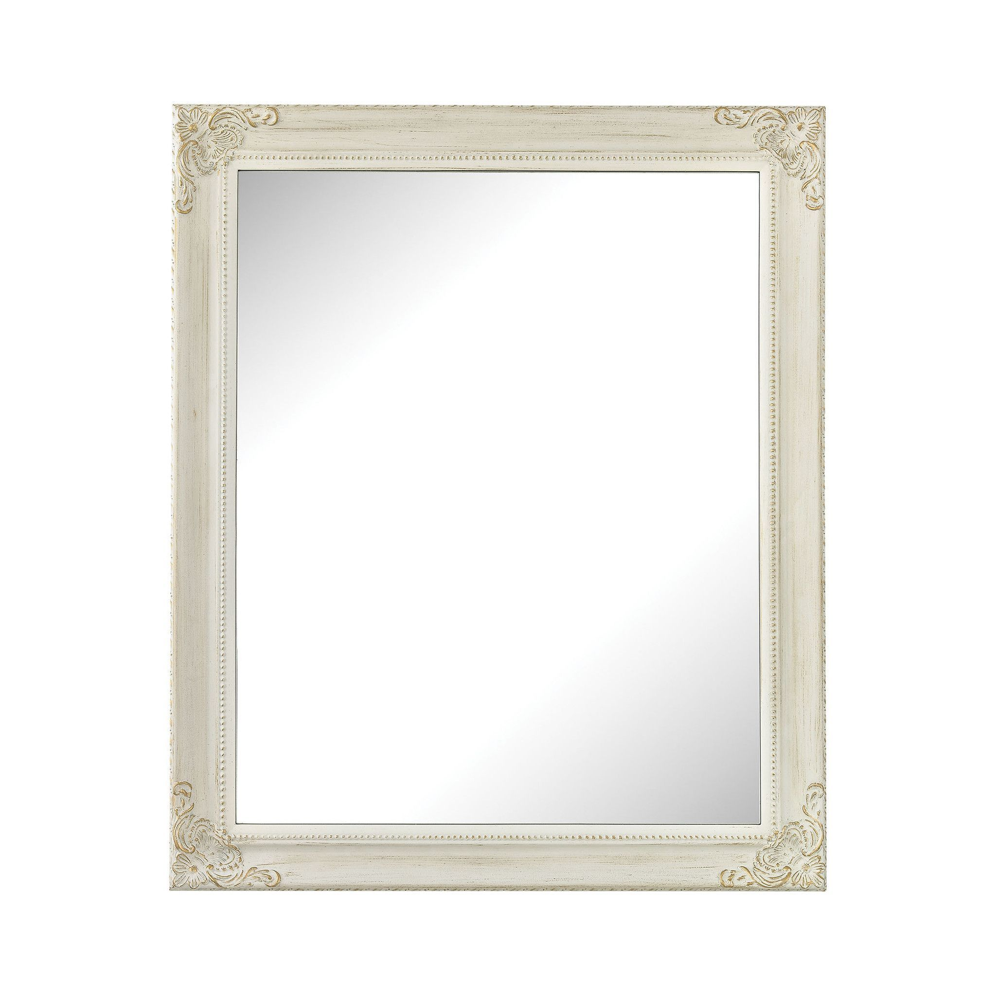 White Masalia Mirror Mirror Wall White Wall Mirrors