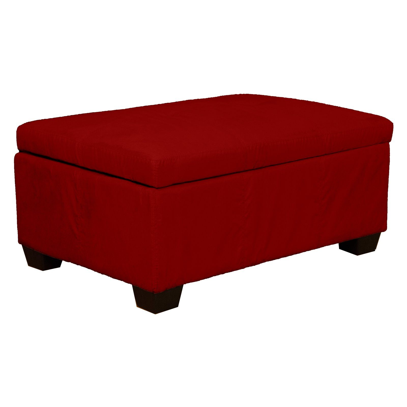Awesome Epic Home Furnishings Fantastic Suede Storage Ottoman In Machost Co Dining Chair Design Ideas Machostcouk