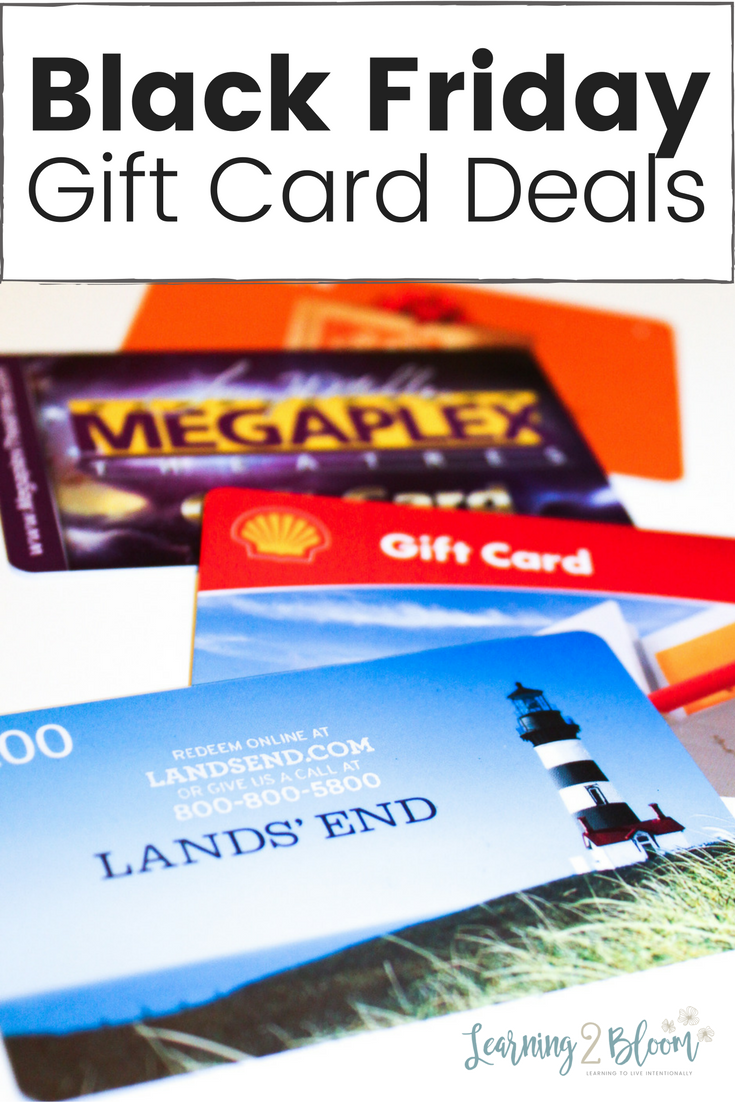 Black Friday Gift Card Deals | >> Christmas | Pinterest | Gift card ...